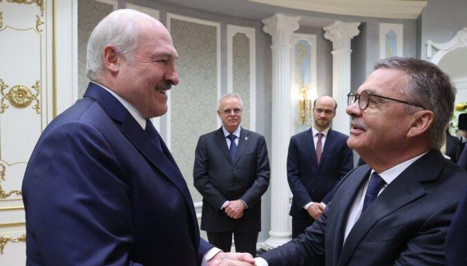 Глава IIHF ушел от вопроса о переносе чемпионата мира из Беларуси в Латвию