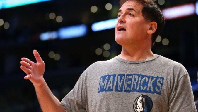 'Mavericks' īpašnieks Kubans neapmierināts ar tiesnešu lēmumiem un iesniedz sūdzību