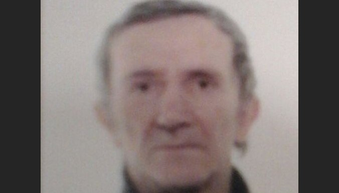В Риге без вести пропал 61-летний мужчина