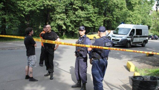 В центре Риги обнаружено более пяти килограммов тротила