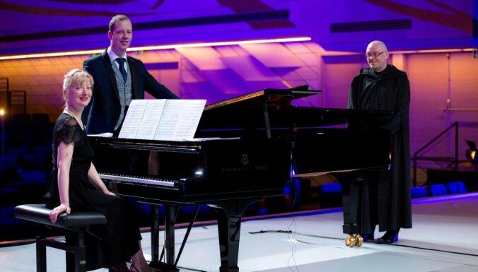 No Latgales 'Gora' skanēs Georgija Sviridova vokālās poēmas 'Pēterburga' koncertieraksts