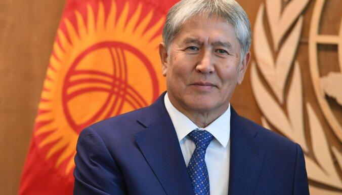 Кризис в Кыргызстане: Атамбаев созвал сторонников на бессрочный митинг