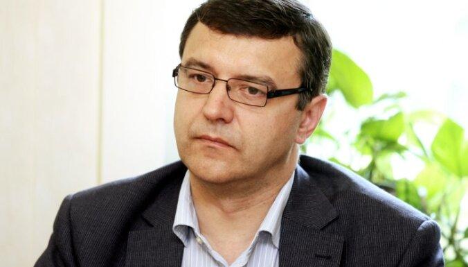 Latvijas politiķis: jāgatavojas Latvijas Krājbankas likvidācijai