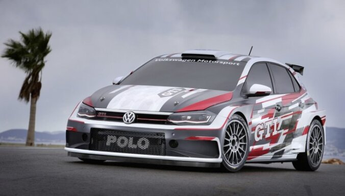 Latvijā pārdoti divi 'VW Polo GTI R5' auto par kopumā 486 tūkstošiem eiro
