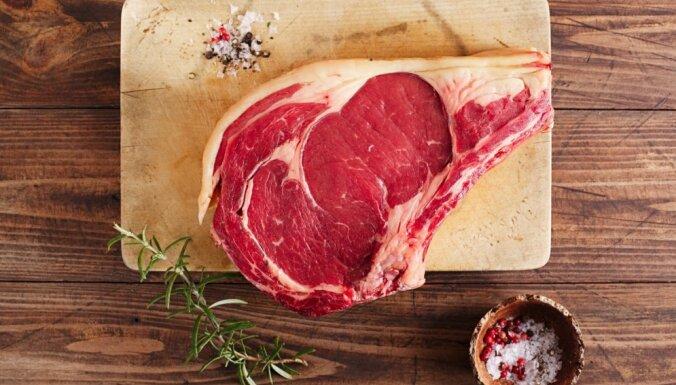 Tas jāzina katram jeb Viss par gaļas ēdienu sagatavošanu un pagatavošanu