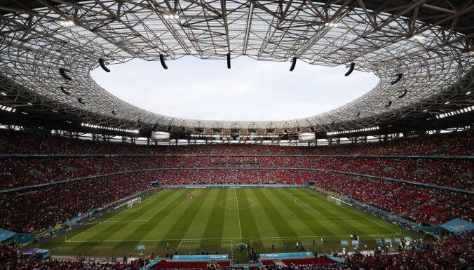 Финал ЕВРО-2020 может быть перенесен из Лондона в Будапешт