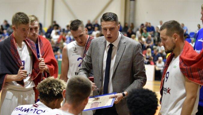 Jūrmalas basketbola klubs domes atbalsta trūkuma dēļ pārtrauc darbību