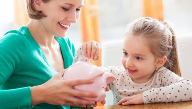 Сколько стоит счастье? Урок финансовой грамотности для латвийских женщин