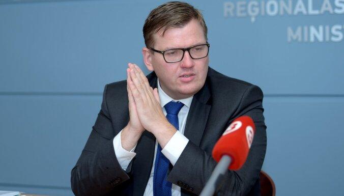 Valdība apstiprina novadu reformas likumprojektu; diskusijas turpināsies Saeimā