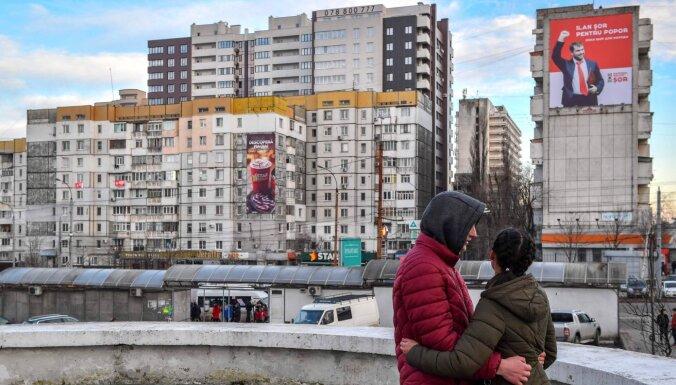 Jau katrs ceturtais Moldovā dzīvojošais ir Rumānijas pilsonis