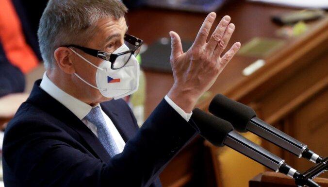 Čehija jaunajai Eiropas prokuratūrai nodevusi lietu pret Babišu