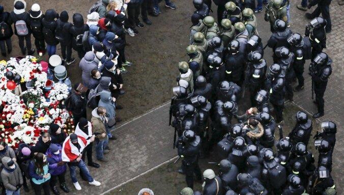 Baltijas valstu ārlietu ministri aicina Baltkrieviju nekavējoties atbrīvot visus patvaļīgi aizturētos