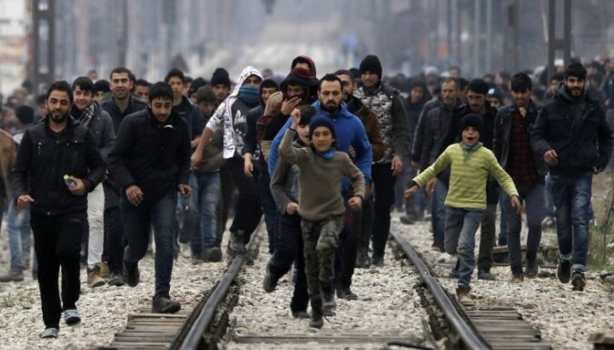 Греция и Венгрия игнорируют Дублинское соглашение о перераспределении беженцев