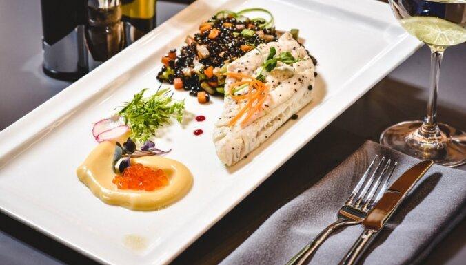 'Klīversala' šefpavārs Dāvis Kancāns: restorāns bibliotēkā ir liela atbildība