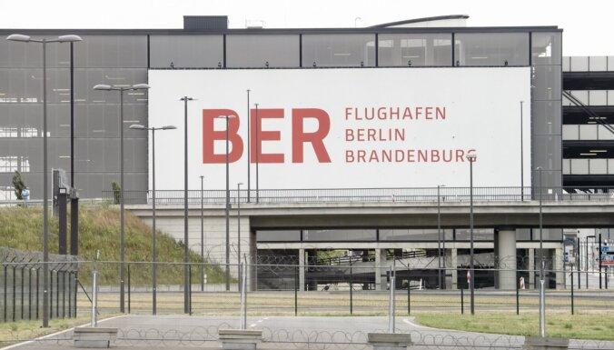 Ar deviņu gadu novēlošanos oktobrī plānots atvērt jauno Berlīnes lidostu
