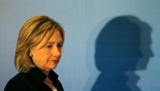 Госдеп США: Клинтон не собирается становиться главой ВБ