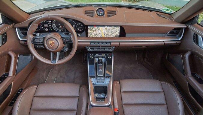 'Delfi' apskats: Jaunais 'Porsche 911' – tehnoloģiski attīstītāks un drošāks