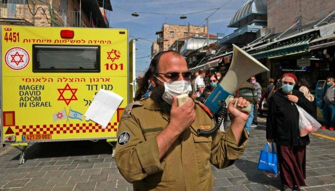 Izraēla slepeni piekritusi finansēt Covid-19 vakcīnas Sīrijai, lai atgūtu savu pilsoni