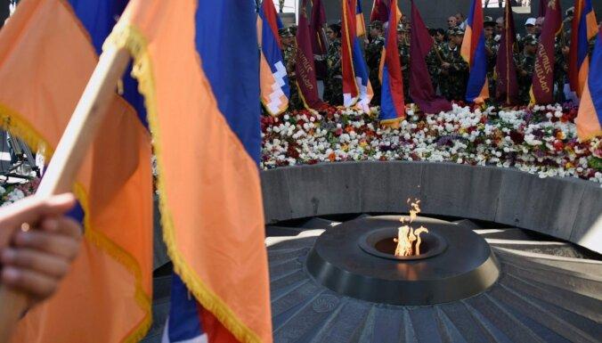 Палата представителей США проголосовала за признание геноцида армян