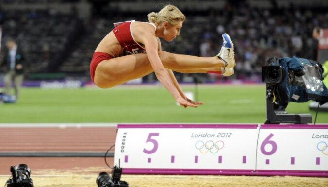 Radevičai pēc atkārtotām Londonas OS pārbaudēm konstatētas pozitīvas dopinga analīzes