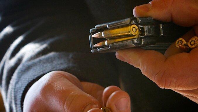 Задержана преступная группа, похитившая огнестрельное и холодное оружие