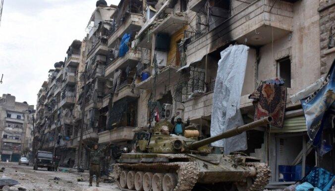 Турция и Россия согласовали план всеобщего перемирия в Сирии