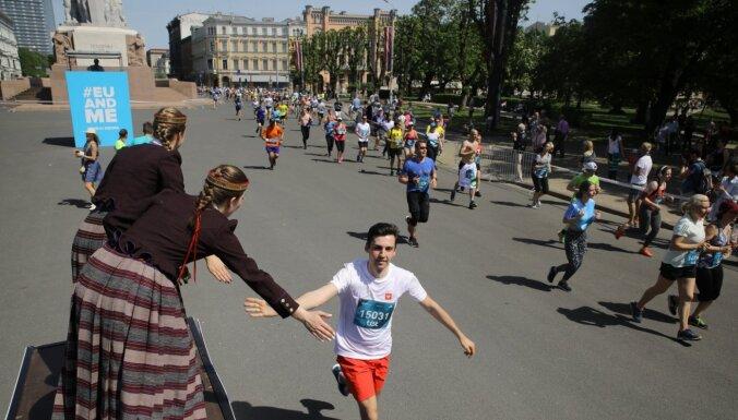 Atvērta reģistrācija 'Rimi' Rīgas maratonam, kurš šogad norisināsies bez masu starta
