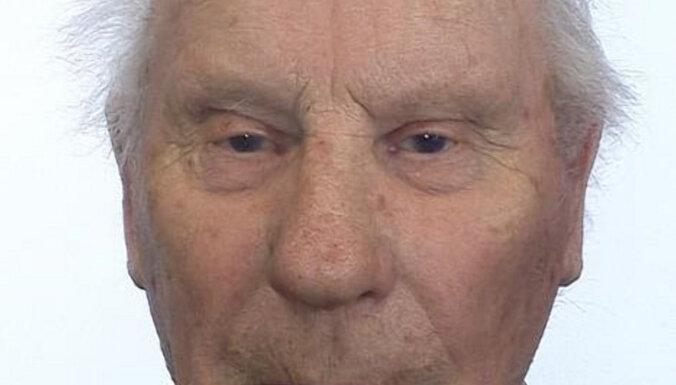 Полиция разыскивает пропавшего пенсионера