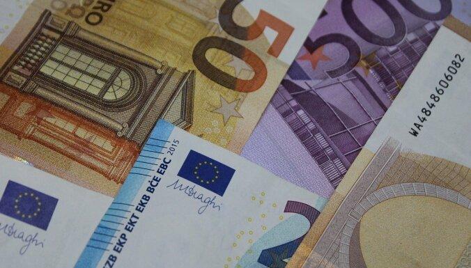 Прибыль финансовых учреждений Латвии в первом квартале - 56,9 млн евро