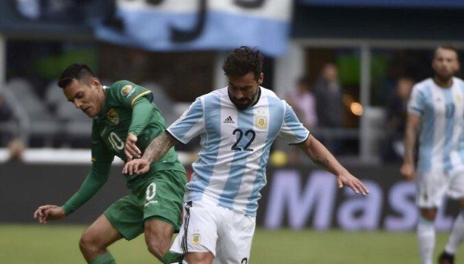 В последнем туре Кубка Америки аргентинцы разгромили Боливию