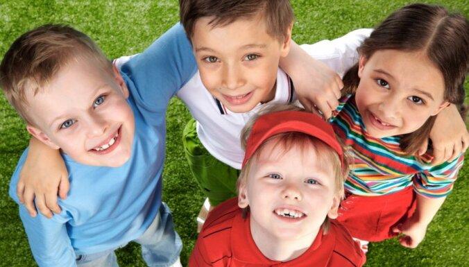 'Rimi' bērnu maratonam pieteikušies 6300 skrējēju; sola plašu izklaides programmu