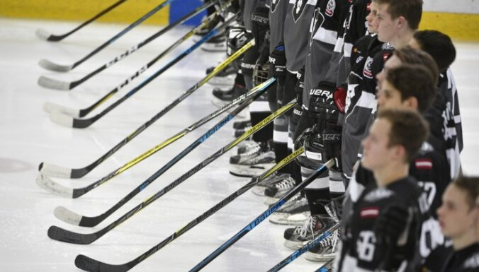 'Rīgas' hokejisti MHL mačā pagarinājumā zaudē spēcīgajai 'Loko'