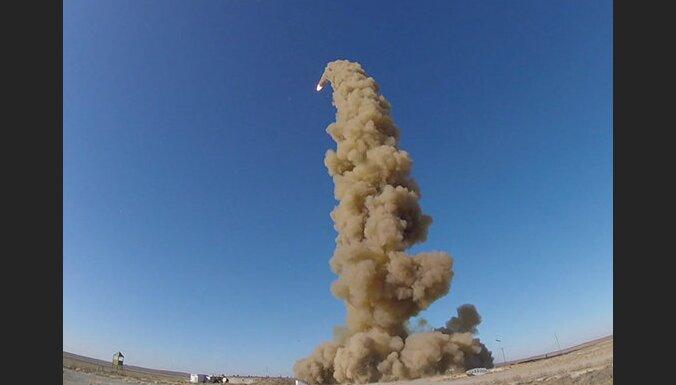 ВИДЕО: Россия испытала новую противоракету системы ПРО