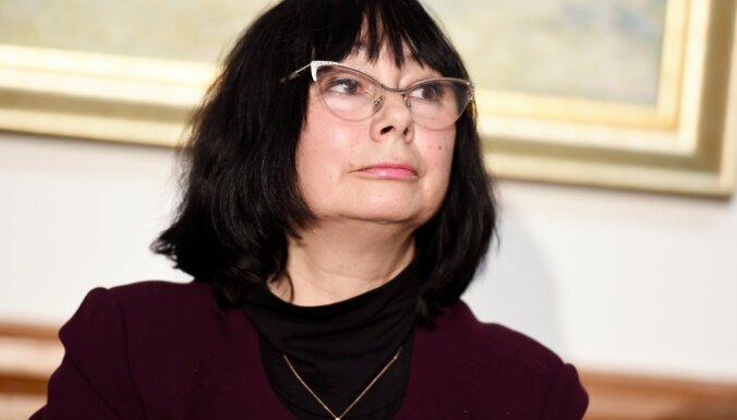 Baltijas Asamblejas balvu mākslā piešķirs Gintai Gerhardei-Upeniecei