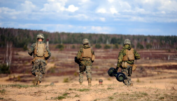 Расходы на оборону Латвии увеличатся до 350 млн евро