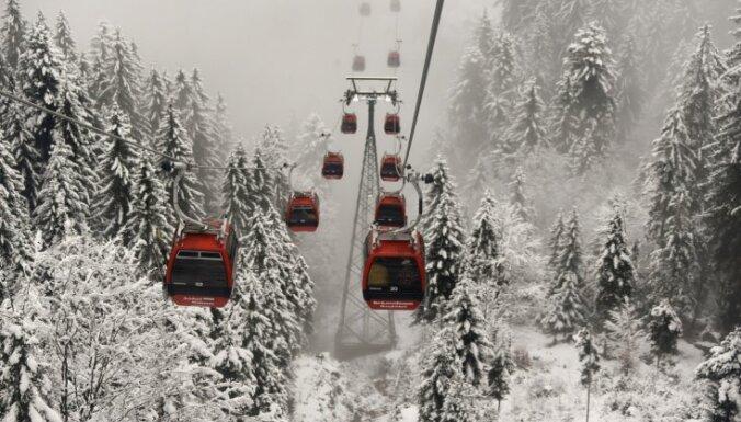 В разгар пандемии в Австрии открывается горнолыжный сезон