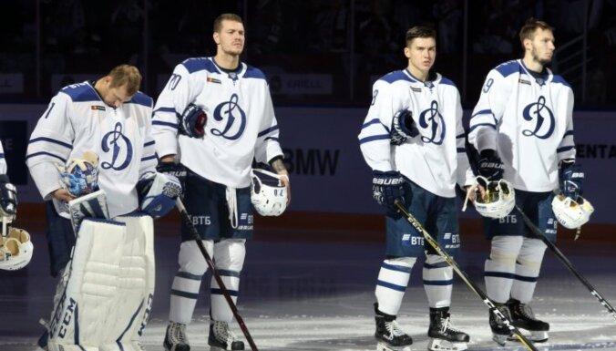KHL uz nedēļu pārtrauc Gagarina kausu un domās par formātu ar sešām komandām