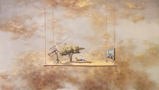'GrataJJ' mākslas galerijā 'MuseumLV' atklās Ilzes Smildziņas izstādi