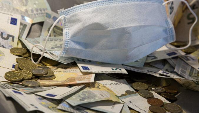 Госконтроль начал проверку поставок медицинских масок в Латвию