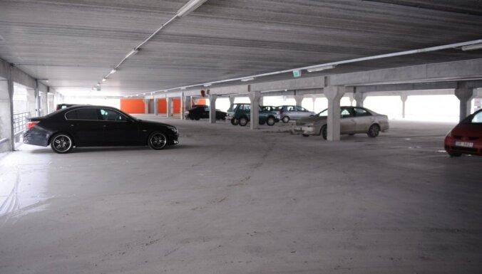 В Риге появится сеть из 26 перехватывающих автостоянок