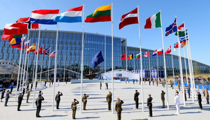 НАТО будет добиваться от России деэскалации на границе с Украиной