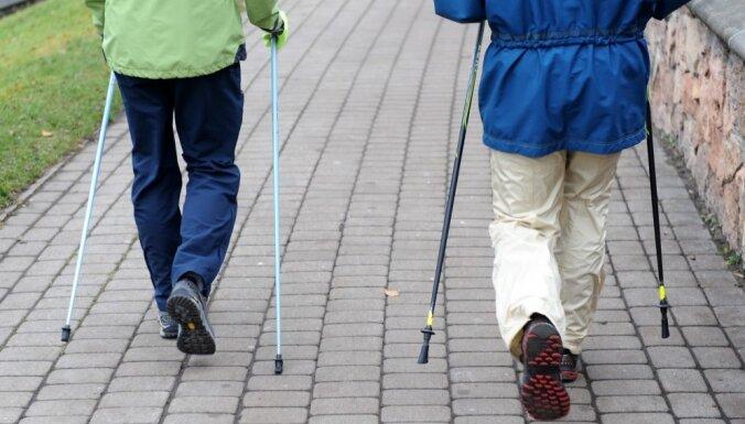 Cкандинавская ходьба как способ подготовиться к зиме и укрепить свой иммунитет