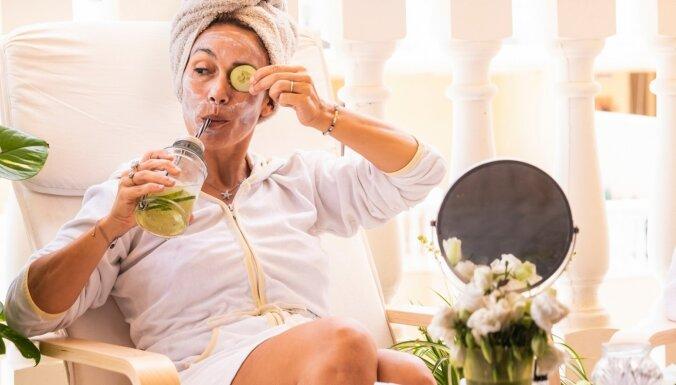 No sejas tonika līdz maskām – gurķa veselīgā iedarbība uz sejas ādu