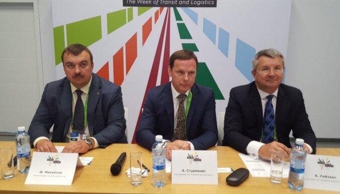 'LDz ritošā sastāva serviss' dalās pieredzē ar kazahu kolēģiem par lokomotīvju modernizāciju