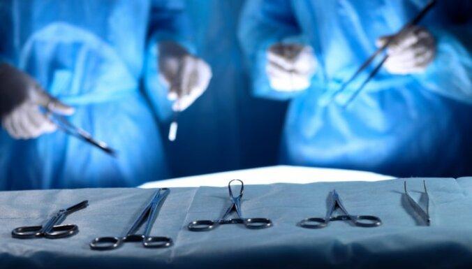 В Латвии провели первую трансплантацию печени за госсредства