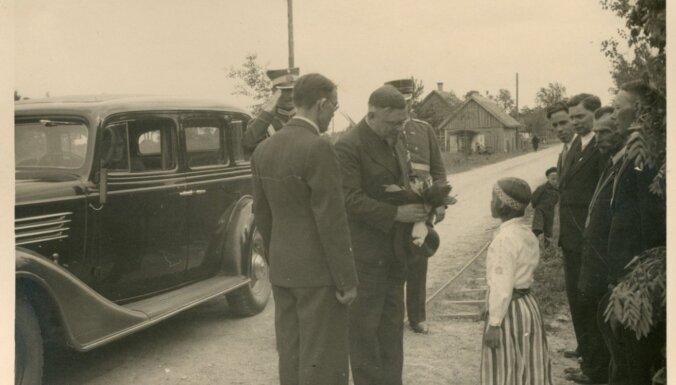 Atskats vēsturē. Latvijas valsts dibinātāji – 1941. gada represiju upuri