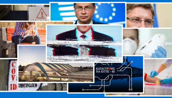 Жизнь без российского ТВ, будущее Rail Baltica и скандал вокруг вакцинации: лучшее в DELFI plus за февраль