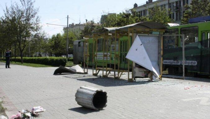 Dņepropetrovskas spridzinātāji prasījuši 4,5 miljonus dolāru, solot jaunus teroraktus