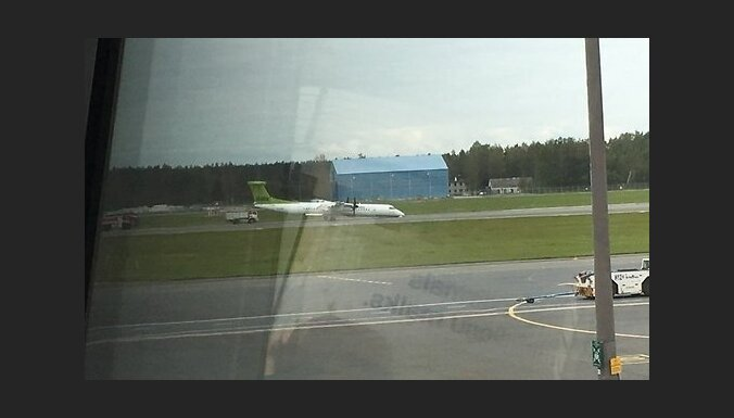 У компании airBaltic второе за месяц ЧП с самолетами Bombardier Q400 NextGen