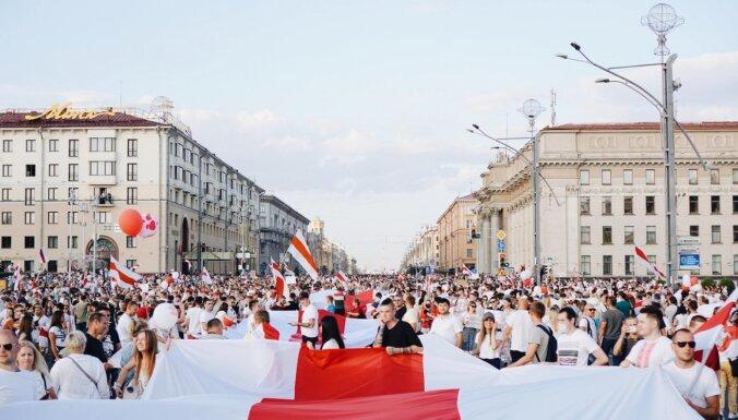 Grāmatas 'Meklējot taisnīgumu. Vardarbības vēsture Baltkrievijā' lasījumi. Tiešraide beigusies